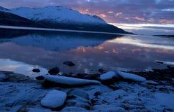Χειμερινές αντανακλάσεις Στοκ εικόνες με δικαίωμα ελεύθερης χρήσης