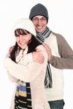 χειμερινές νεολαίες ζε& Στοκ φωτογραφίες με δικαίωμα ελεύθερης χρήσης