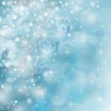 Χειμερινή ανασκόπηση Στοκ εικόνες με δικαίωμα ελεύθερης χρήσης