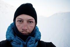 Χειμερινή αποστολή στοκ φωτογραφίες με δικαίωμα ελεύθερης χρήσης