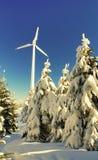 Χειμερινή ενέργεια Στοκ Φωτογραφία