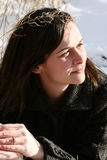 Χειμερινή ημέρα Στοκ εικόνα με δικαίωμα ελεύθερης χρήσης
