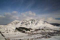 Χειμερινή ιστορία στοκ εικόνες με δικαίωμα ελεύθερης χρήσης