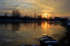 Χειμερινή κατάπληξη Στοκ Εικόνες