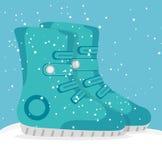 Χειμερινός αθλητισμός και εξαρτήματα ένδυσης Στοκ φωτογραφία με δικαίωμα ελεύθερης χρήσης