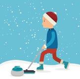 Χειμερινός αθλητισμός και εξαρτήματα ένδυσης Στοκ Εικόνες