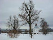 Χειμερινός ναός Στοκ εικόνα με δικαίωμα ελεύθερης χρήσης