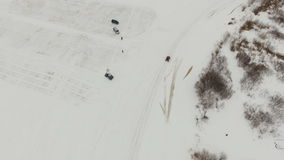 Χειμερινός πλαϊνός αγώνας φιλμ μικρού μήκους