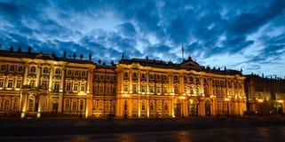 Χειμερινό παλάτι Στοκ Εικόνα