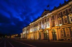 Χειμερινό παλάτι Στοκ φωτογραφία με δικαίωμα ελεύθερης χρήσης