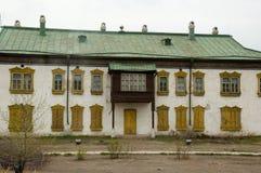 Χειμερινό παλάτι Bogd Khan - Ulaanbaatar - της Μογγολίας στοκ εικόνα με δικαίωμα ελεύθερης χρήσης