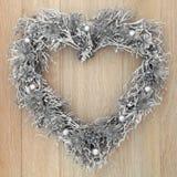 Χειμερινό στεφάνι Στοκ εικόνες με δικαίωμα ελεύθερης χρήσης