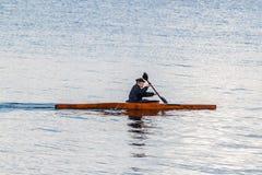 Χειμερινό στον ποταμό Στοκ φωτογραφίες με δικαίωμα ελεύθερης χρήσης
