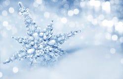 Χειμερινό υπόβαθρο Στοκ φωτογραφία με δικαίωμα ελεύθερης χρήσης