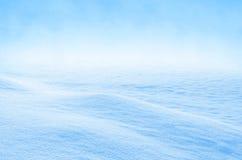 Χειμερινό υπόβαθρο Στοκ Φωτογραφία