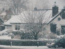 Χειμερινό χιόνι winterwonderland Στοκ φωτογραφίες με δικαίωμα ελεύθερης χρήσης