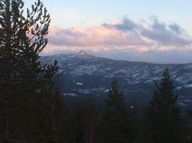 Χειμώνας-άποψη στοκ φωτογραφίες με δικαίωμα ελεύθερης χρήσης