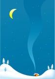 χειμώνας ανασκόπησης απεικόνιση αποθεμάτων