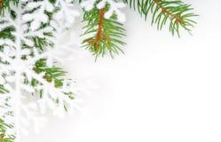 χειμώνας ανασκόπησης Στοκ Φωτογραφίες