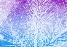 χειμώνας ανασκόπησης grunge διανυσματική απεικόνιση