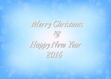 χειμώνας απεικόνισης σχεδίου Χριστουγέννων ανασκόπησης Στοκ φωτογραφίες με δικαίωμα ελεύθερης χρήσης