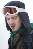 χειμώνας ατόμων ιματισμού Στοκ Φωτογραφία
