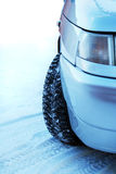 χειμώνας αυτοκινήτων Στοκ φωτογραφίες με δικαίωμα ελεύθερης χρήσης