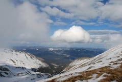 χειμώνας βουνοπλαγιών σύ& Στοκ φωτογραφίες με δικαίωμα ελεύθερης χρήσης