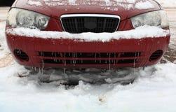 χειμώνας γύρου Στοκ Φωτογραφία