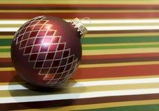 χειμώνας διακοπών Χριστουγέννων Στοκ Εικόνες