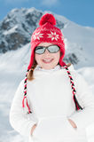 χειμώνας διακοπών Στοκ φωτογραφία με δικαίωμα ελεύθερης χρήσης