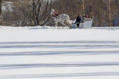 χειμώνας διακοπών Στοκ Φωτογραφίες