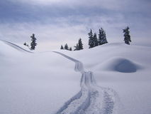 χειμώνας ηρεμίας Στοκ φωτογραφία με δικαίωμα ελεύθερης χρήσης