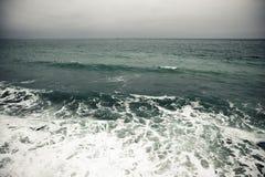 χειμώνας θάλασσας Στοκ Εικόνες