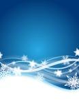 χειμώνας ιπτάμενων ελεύθερη απεικόνιση δικαιώματος