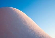 χειμώνας λόφων Στοκ φωτογραφία με δικαίωμα ελεύθερης χρήσης