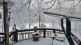 Χειμώνας μαγικός Στοκ εικόνες με δικαίωμα ελεύθερης χρήσης