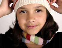 χειμώνας μόδας στοκ εικόνα με δικαίωμα ελεύθερης χρήσης