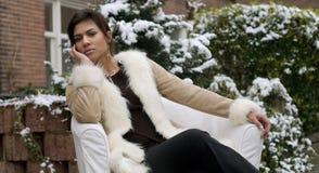 χειμώνας ομορφιάς Στοκ φωτογραφίες με δικαίωμα ελεύθερης χρήσης