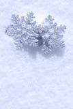 χειμώνας οδικού χιονιού ανασκόπησης Στοκ εικόνα με δικαίωμα ελεύθερης χρήσης