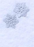 χειμώνας οδικού χιονιού ανασκόπησης Στοκ φωτογραφίες με δικαίωμα ελεύθερης χρήσης