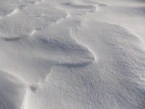 χειμώνας οδικού χιονιού ανασκόπησης στοκ φωτογραφία