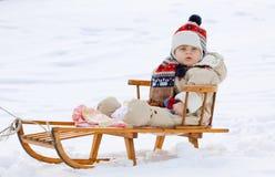 χειμώνας παιχνιδιών Στοκ φωτογραφίες με δικαίωμα ελεύθερης χρήσης