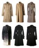 χειμώνας παλτών στοκ φωτογραφίες με δικαίωμα ελεύθερης χρήσης