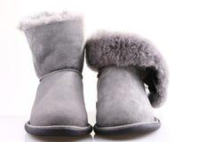 χειμώνας παπουτσιών Στοκ φωτογραφία με δικαίωμα ελεύθερης χρήσης