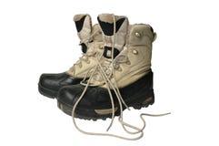 χειμώνας παπουτσιών Στοκ Εικόνες