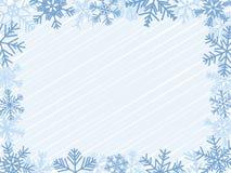 χειμώνας πλαισίων ελεύθερη απεικόνιση δικαιώματος