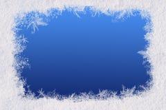 χειμώνας πλαισίων Στοκ Φωτογραφίες