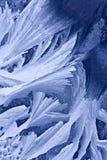 χειμώνας προτύπων πάγου Στοκ φωτογραφίες με δικαίωμα ελεύθερης χρήσης