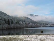 χειμώνας πρωινού Στοκ φωτογραφίες με δικαίωμα ελεύθερης χρήσης
